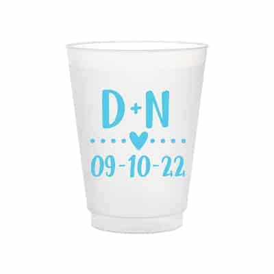 Best Selling Wedding Favors WDTCUP130
