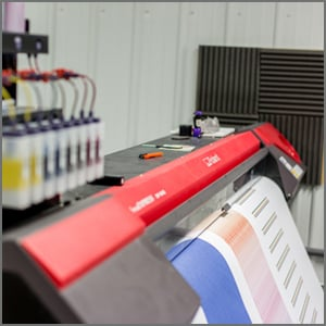 Direct Digital Printing Process