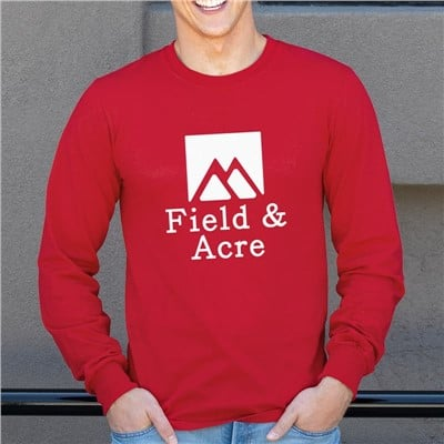 promotional long sleeve ts