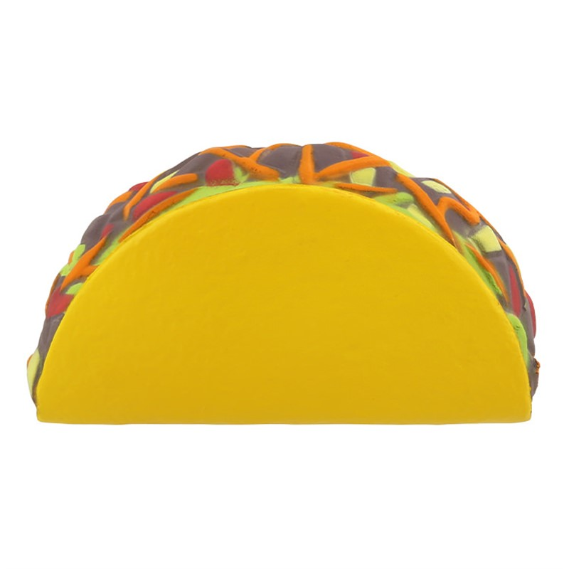 Taco Shaped Stress Ball