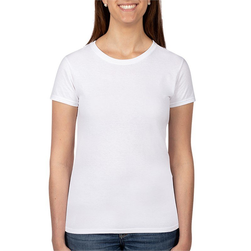 White Ladies' T-Shirt