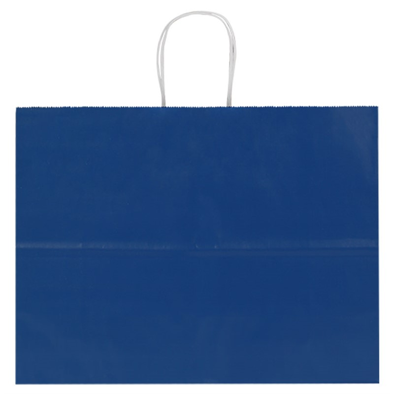 Gloss Colored Paper Bag