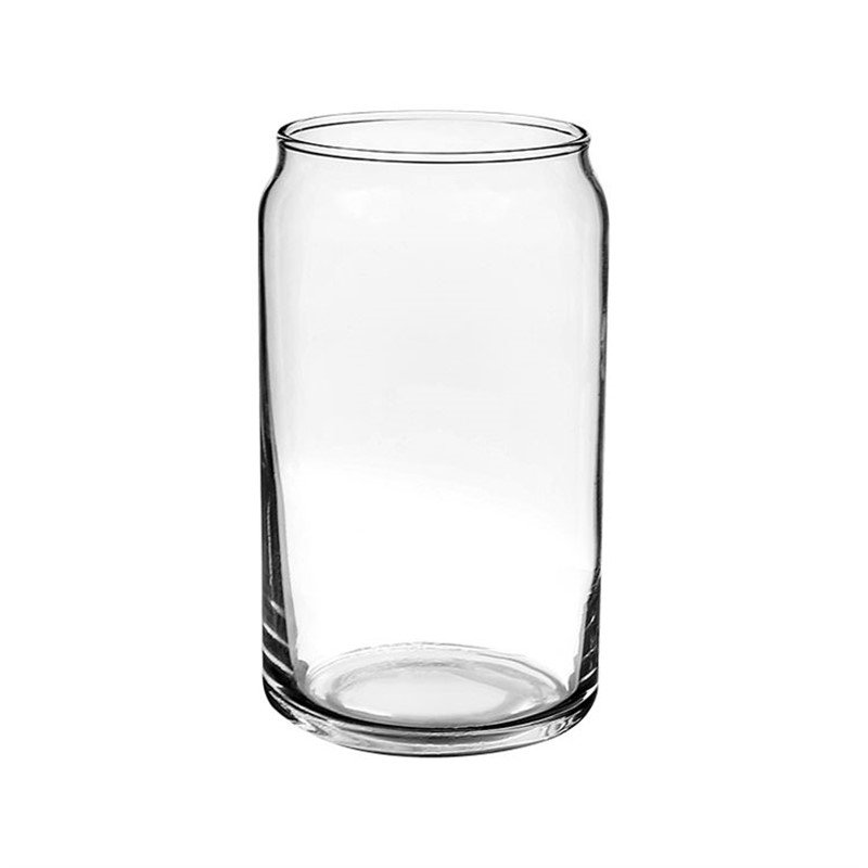 Blank Glass Can