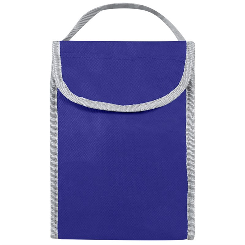 Non-woven polypropylene ID lunch bag.