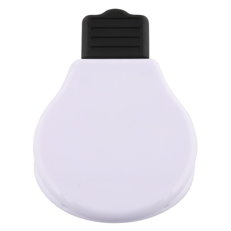 Light Bulb Shaped Magnet Clip