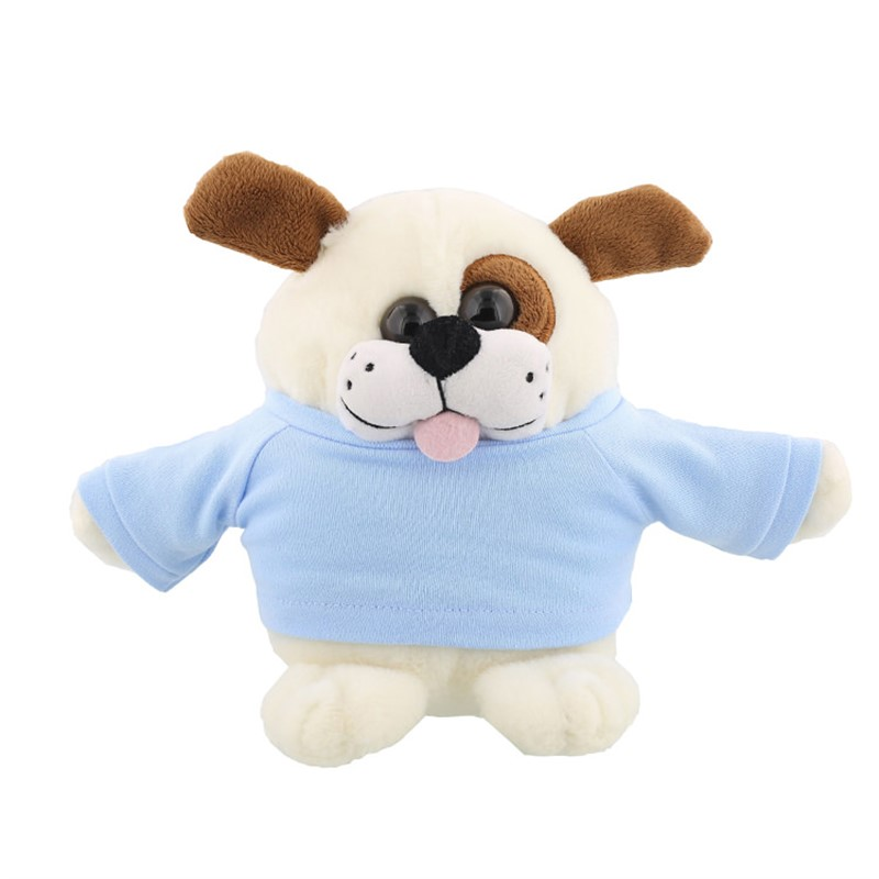Customized Puppy Plush