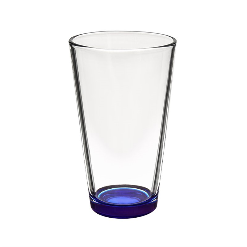 Blank 16 oz. Colored Pint Glass