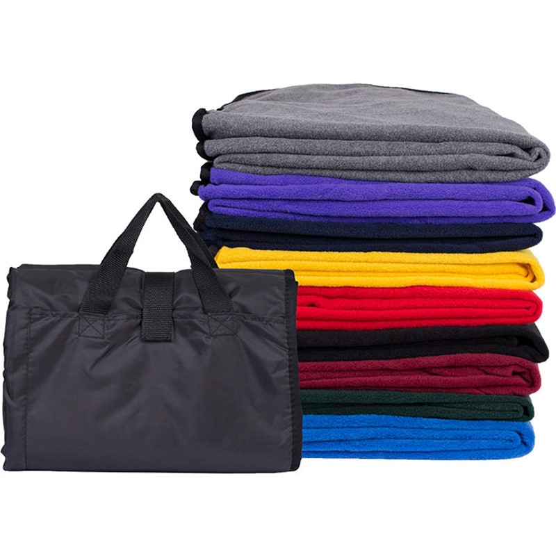 Water Resistant Fleece Blankets