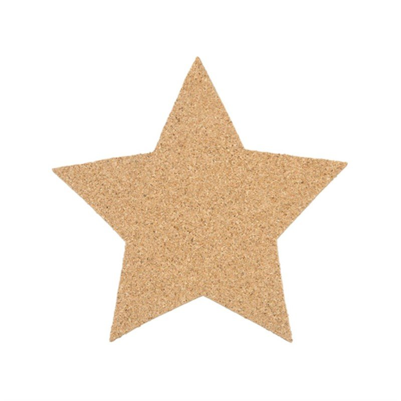 Star Shaped Coasters