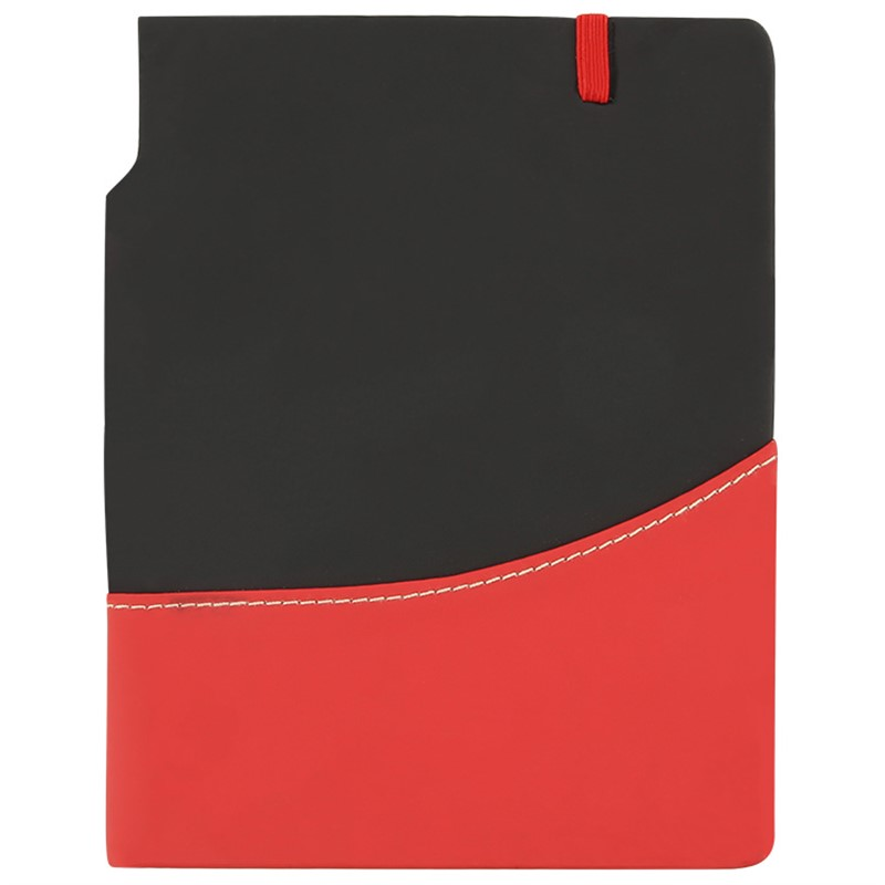 Blank Color Accent Journal