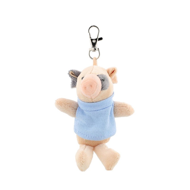 Promotional Plush Key Chains