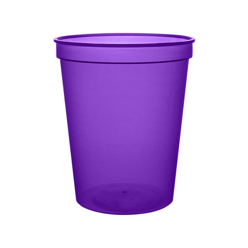 Custom Purple Cups