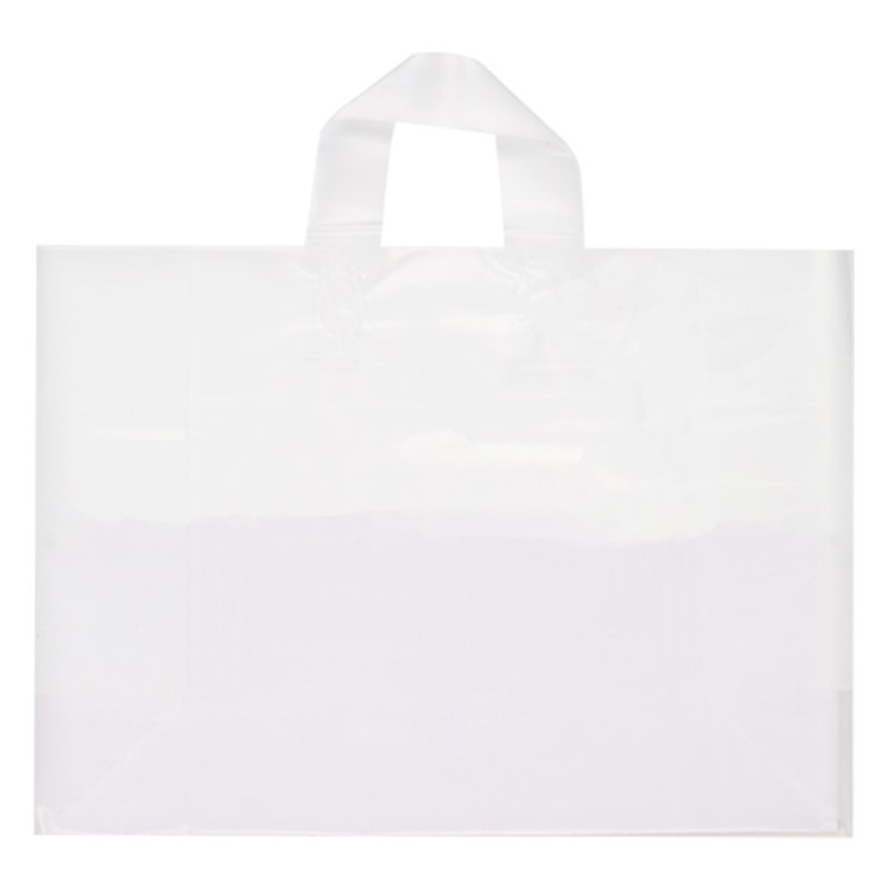 Custom Clear Shopper