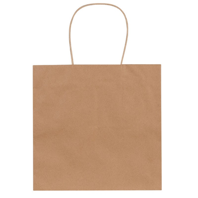 Custom Takeout Paper Bag