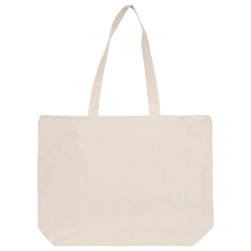 Reinforced Cotton Tote