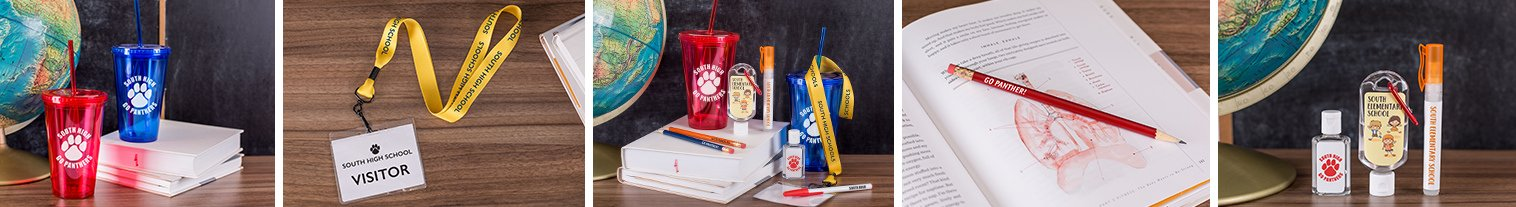 Custom School Supplies! TotallyPromotional®