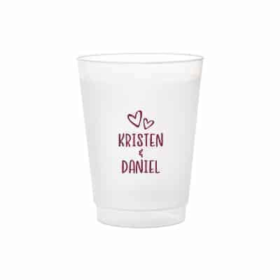 Best Selling Wedding Favors WDTCUP127